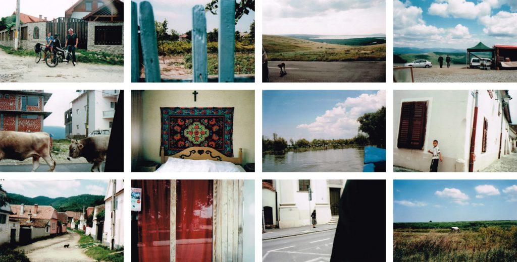 """© Conny Höflich, tableau """"Erinnerung an eine Sommerreise"""""""